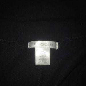 Fashion Nova Shorts - Black high waisted biker shorts